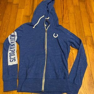 Nike Indianapolis Colts zip up hoodie